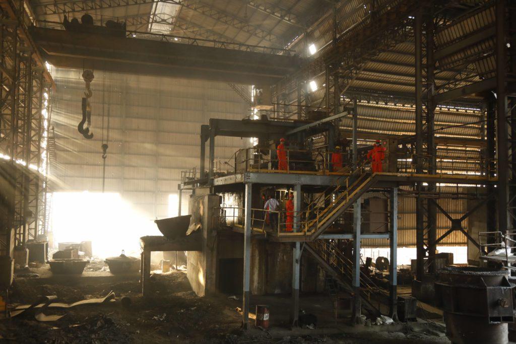 AMMAN-TRY Steel Industry in India