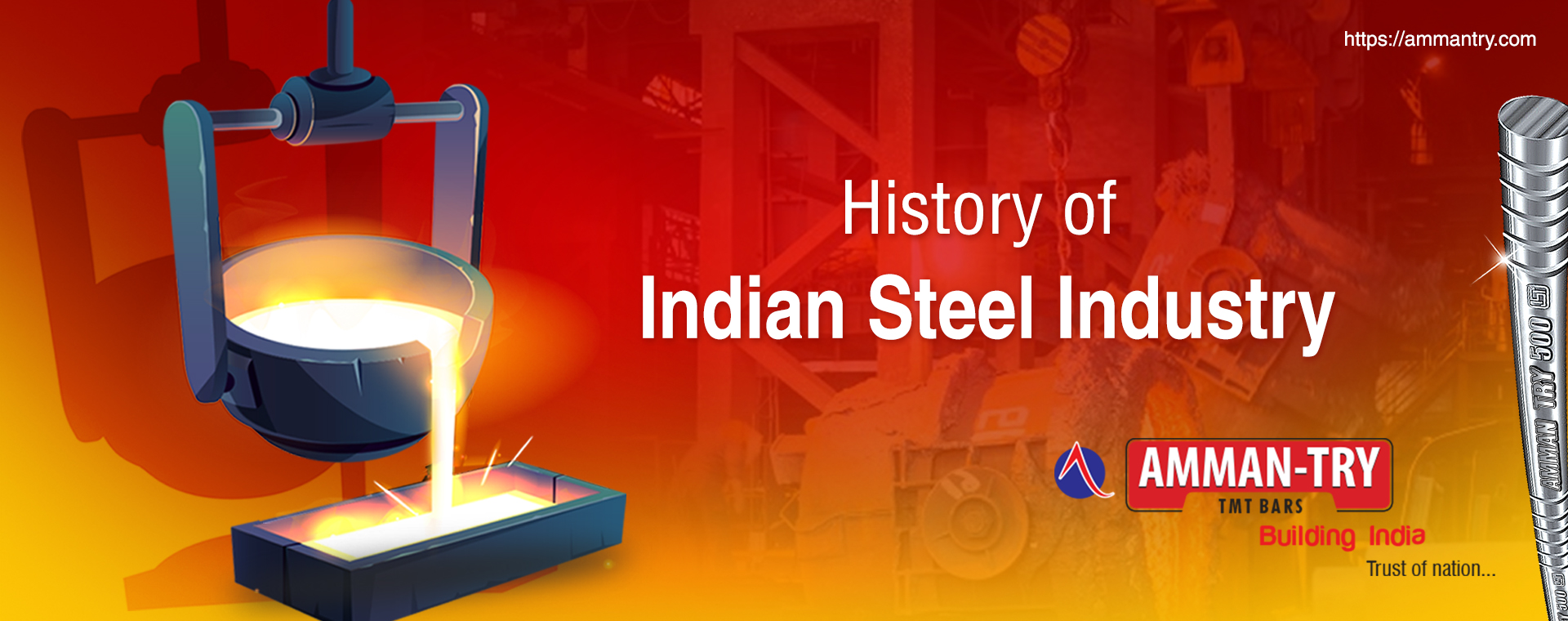 History of Indian Steel Industry