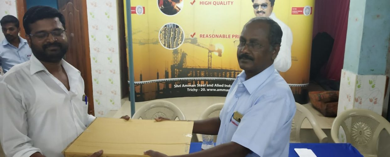 Barbender's Meeting – Tirupattur
