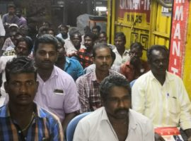 Barbender's-Meeting – Chennai-Audience