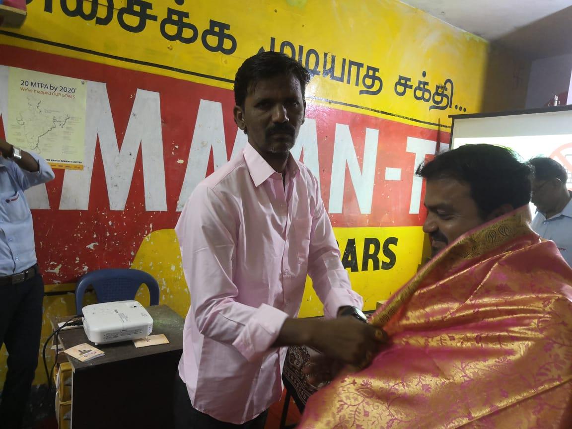 Barbender's meeting – Chennai