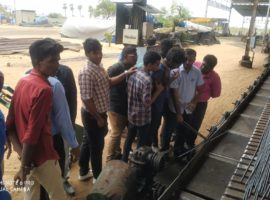 Mailam-engineering-college-students-factory-visit